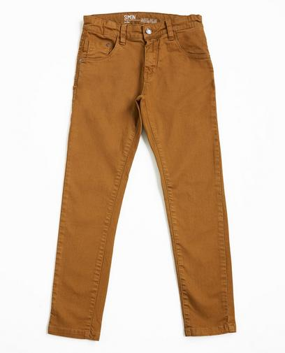 Camel slim fit jeans